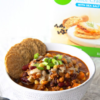 3 Bean Meatless Chili.