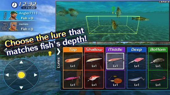Bass Fishing 3D II - náhled