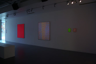 """Photo: Installation view, """"Hisachika Takahashi: Antwerp 1967/Brussels 2013/Liverpool 2013,"""" Exhibition Research Centre, Liverpool John Moores University, 6 Dec. 2013–23 Jan. 2014"""
