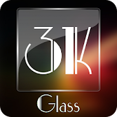 3K Glass - Icon Pack