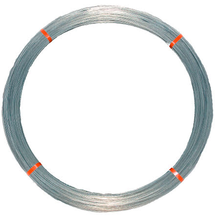 High Tensile Tråd Swedguard Optimum 2,5 mm Zn/Al/Mg 25 Kg* 1000-1200 N/mm2