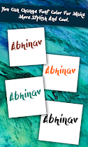 Calligraphy Name - screenshot thumbnail 02