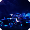 Fantasy Car Live Wallpaper icon