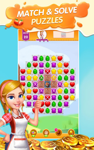 Candy Lucky : Match Candy Puzzle Free cheat hacks