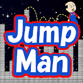 Jump Man - free action game
