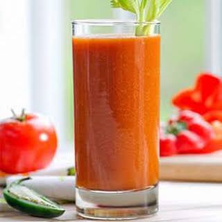 Tomato-Vegetable Juice.