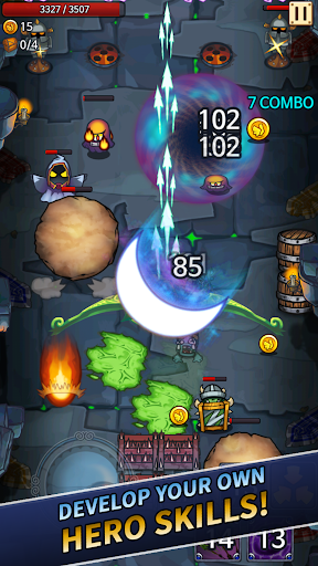 Wonder Knights : Retro Shooter RPG - screenshot
