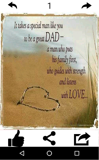 Fathers Day Greeting Cards screenshots 1