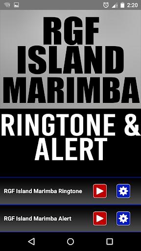 RGF Island Marimba Ringtone