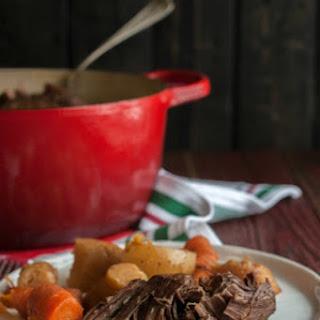 The Perfect Pot Roast.