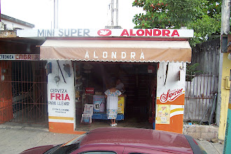 Photo: Typical tienda