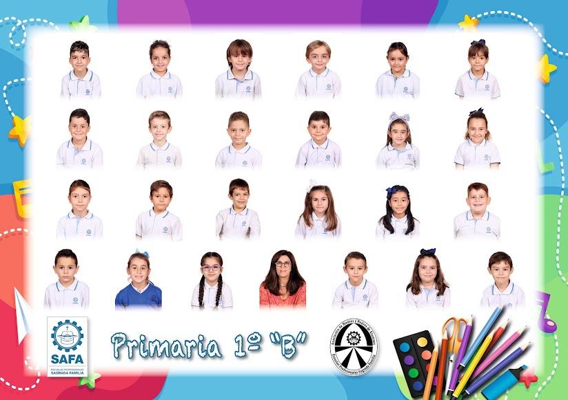 ALMERÍA CDP Colegio Sagrada Familia. 1º B de Primaria