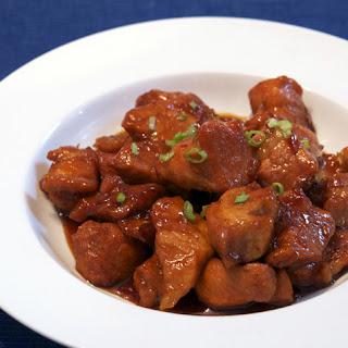 Vietnamese Caramelized Pork (Thit kho to)