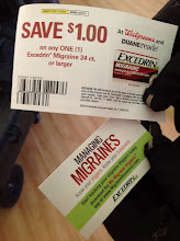 Photo: They gave me a coupon! Also there is a free app at www.MigraineResource.com