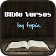 Bible verses by topic for PC-Windows 7,8,10 and Mac