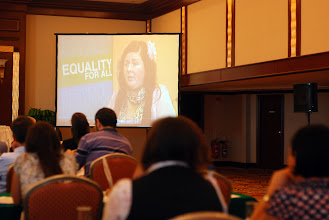 Photo: 2012 Equinet Training on Under-Reporting