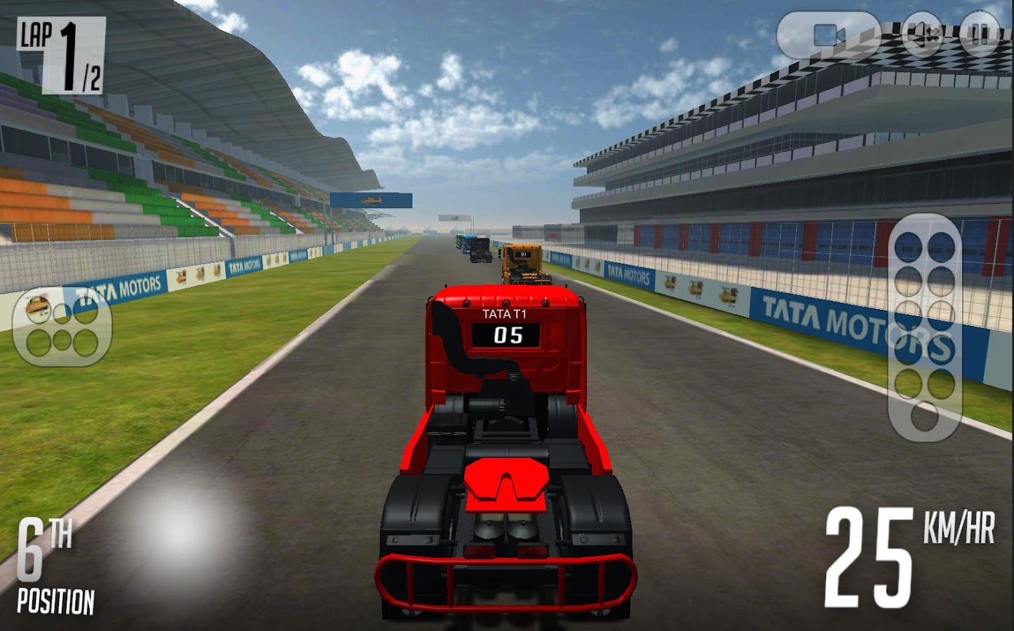Tata T1 Prima Truck Racing- screenshot