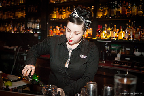 Bartender-Serving-Drinks-At-The-Barrel-Thief-Wine-&-Whiskey-Bar