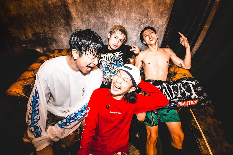 [迷迷演唱會] 滅火器「海上的人」十週年演唱會秒殺後又出招 驚喜嘉賓日本代表龐克天團 BRAHMAN、熱血龐克勢力 TOTALFAT 助拳來台