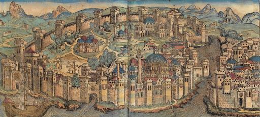 византия, константинополь