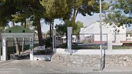 Instalaciones del IES Cura Valera de Huércal-Overa.