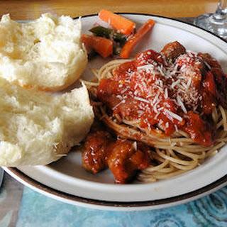 Miniball Spaghetti