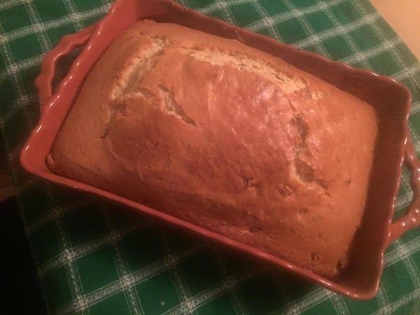Anita's Sour Cream Irish Bread Recipe