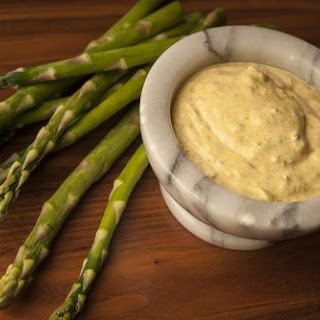 Light Curry Dip Recipe