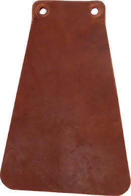 Velo Orange Handcut Leather Mud Flaps for Fender alternate image 0