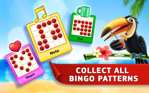 Tropical Beach Bingo World 7.5.0 screenshots 14