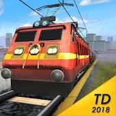Train Drive 2018 Mod