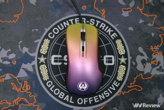Đánh giá chi tiết bộ chuột pad SteelSeries Rival CS:GO và QcK+ CS:GO