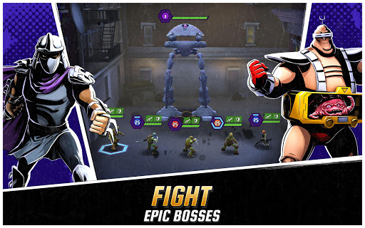 Ninja Turtles: Legends screenshots 16