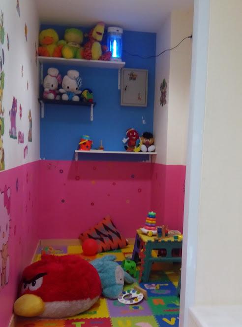 Tempat bermain anak di Prodia Kelapa Gading