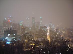 Photo: Snow Storm
