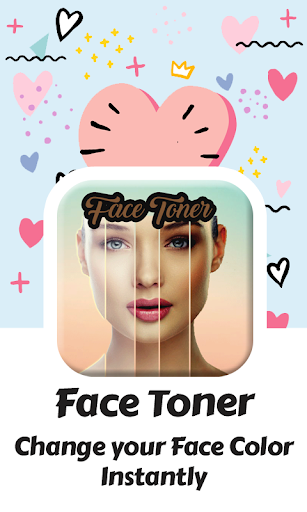 Face Toner - Face color change instantly 1.0 screenshots 1