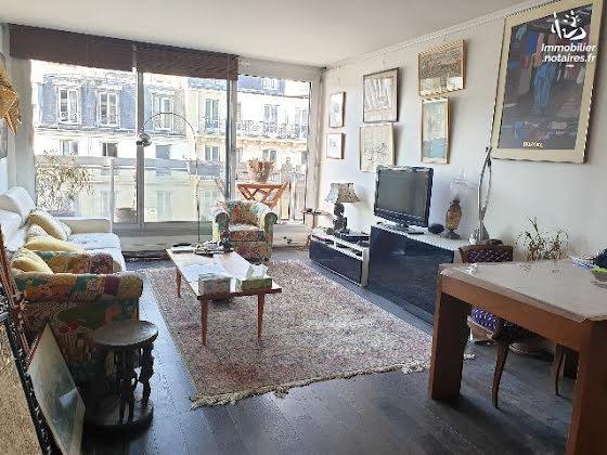 Vente appartement 2 pièces 53,73 m2