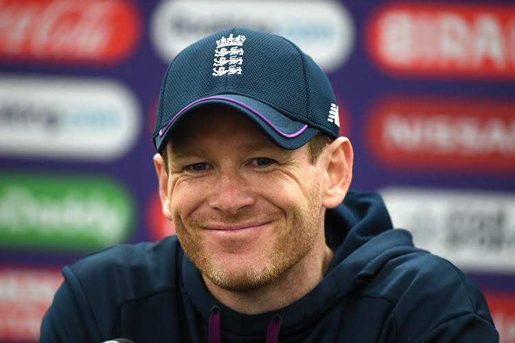 Eoin Morgan. Picture: STU FORSTER / GETTY IMAGES