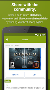 HotUKDeals - Voucher Codes- screenshot thumbnail
