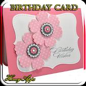 Birthday Card Design Idea