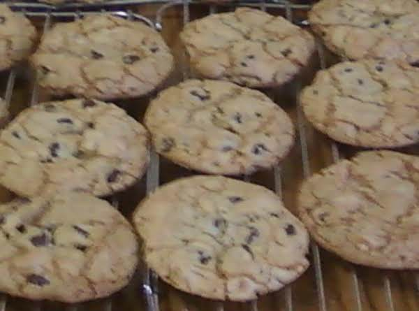 Chocolate/peanut Butter Chip Cookies Recipe