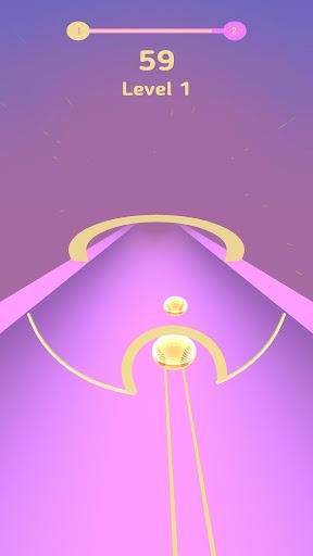 Code Triche Sloping Ball APK MOD (Astuce) screenshots 3