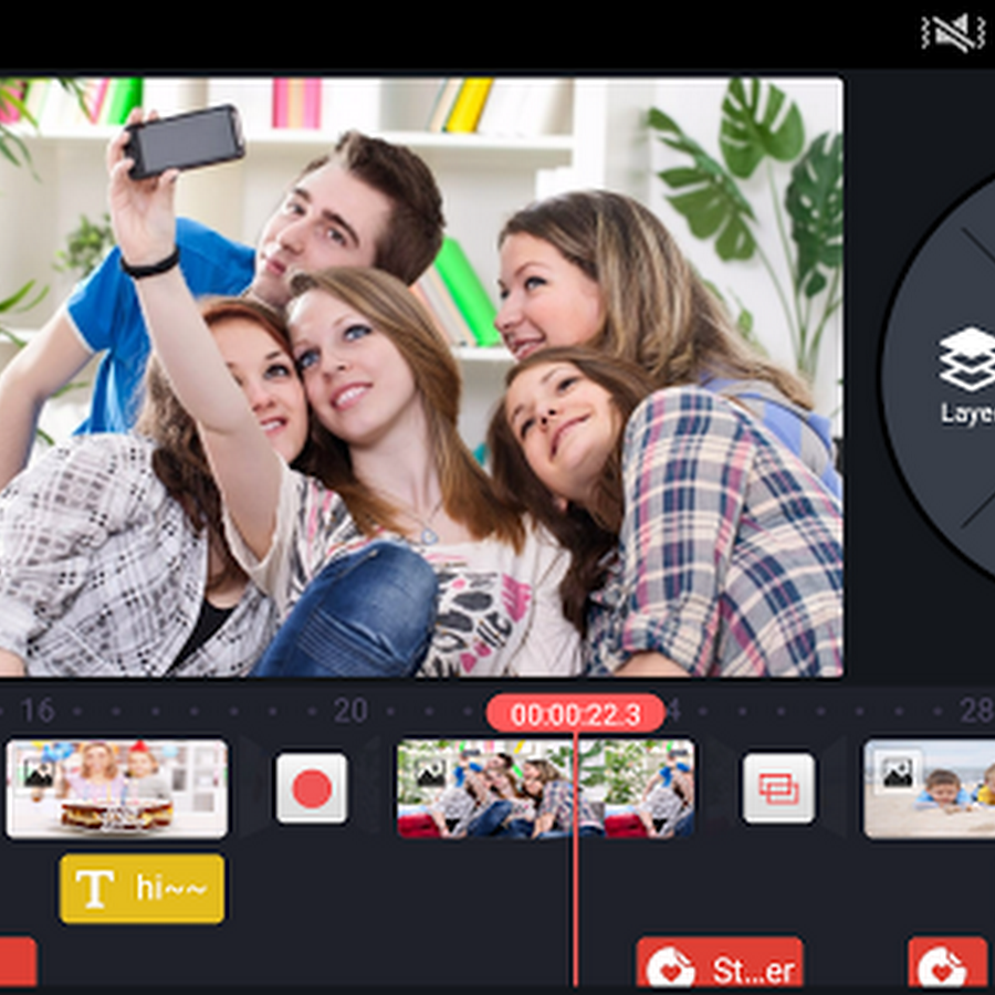 Best Video Editing Application for  Mobile & Tablet 2018