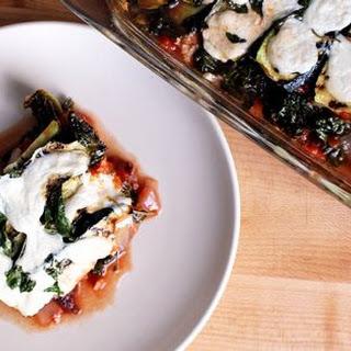 Zucchini Lasagna.