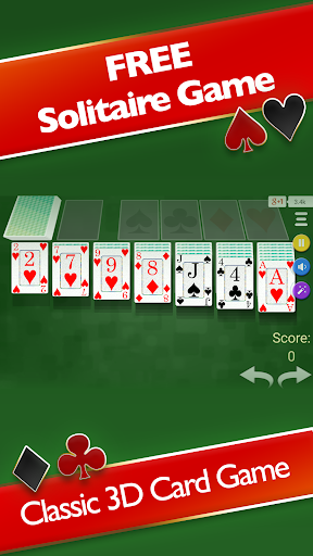 Solitaire 3D - Solitaire Game screenshots 1