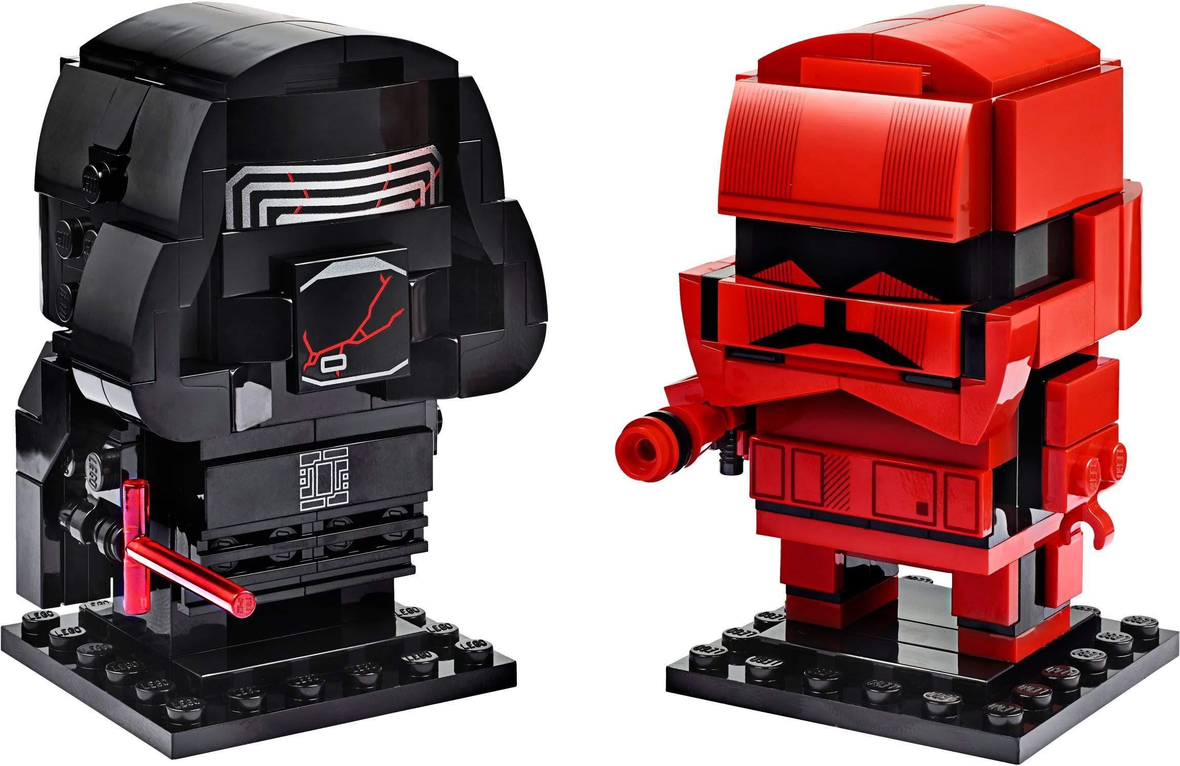 Lego Star Wars Brickheadz Coming In December Bricksfanz