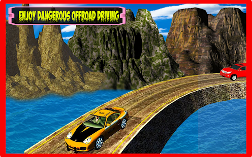 Crazy Taxi Games: City Taxi Driver 3D - náhled