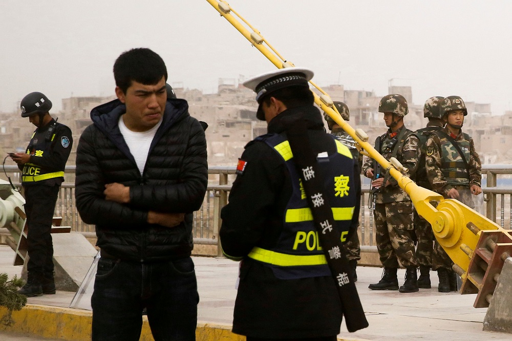China imprisoned more journalists in 2019 than even Turkey