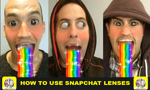 Guide Lenses For Snapchat Wiki screenshot