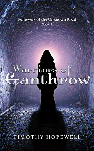 The Warriors of Ganthrow cover